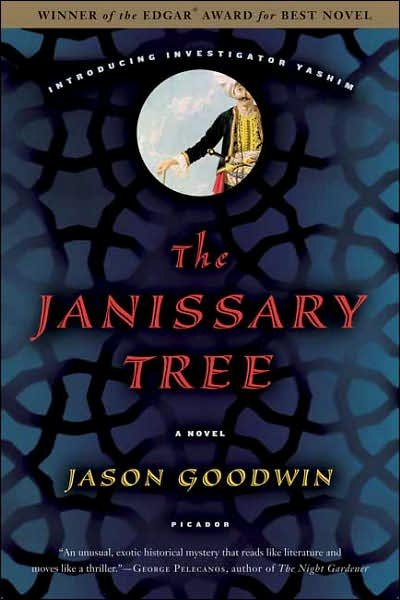 Janissary Tree book cover